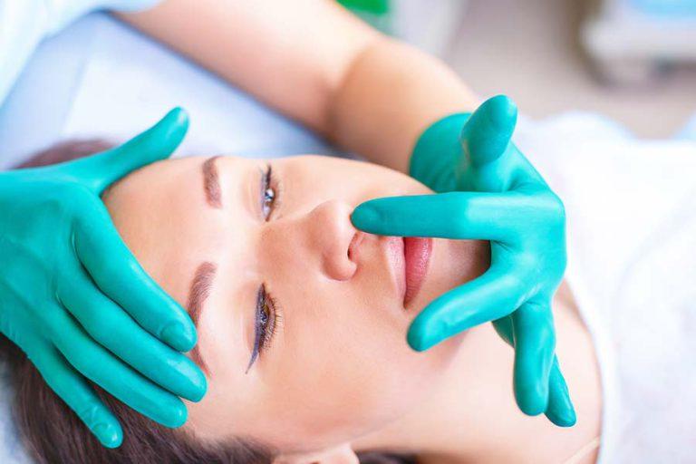 انواع مدل جراحی بینی