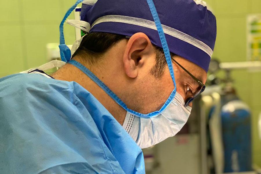 دکتر علی بختیاری فوق تخصص جراحی پلاستیک